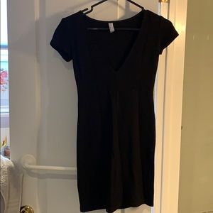 American Apparel T-Shirt Bodycon Minidress
